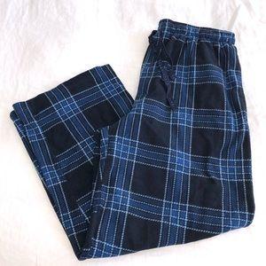 Perry Ellis Sleepwear Fleece Pajama Pants Size 2XL